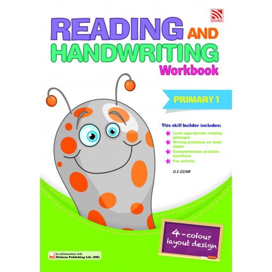 Reading and Handwriting Workbook 1